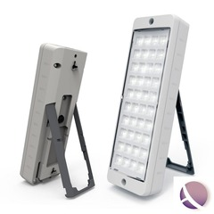 LUZ DE EMERGENCIA 40 LED 120LM 3.5/15HS BAT LI-ION 3.7V2AH I20